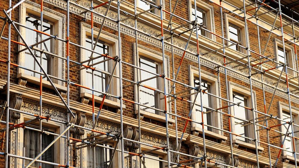 Opsigelse ved ombygning eller renovering af lejemål - udlejer kan dokumentere, at erhvervslejemålet må fraflyttes som følge af ombygningen.
