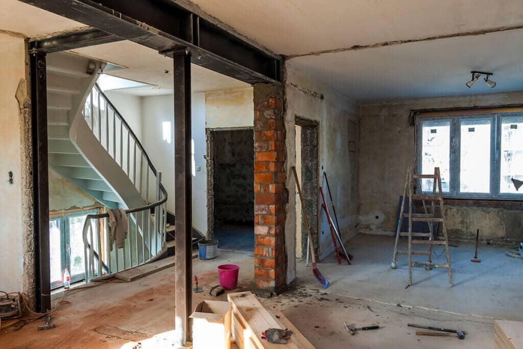 Forældelse i henhold til AB 18 når et renoveringsprojekt planlægges, gennemføres og afsluttes